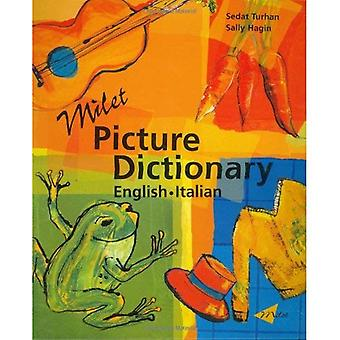 Milet Picture Dictionary: Italian-English (Milet Picture Dictionaries)