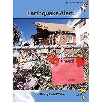 Jordbävning varning!