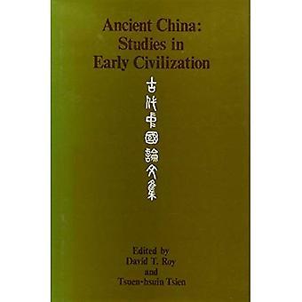 Forntida Kina: Studier i tidig civilisation