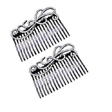 Under $10 Hair Comb Jewelry Exquisite Style Vintage