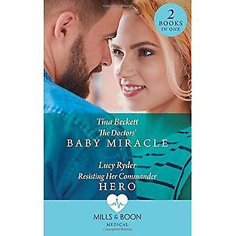 Bébé Miracle les médecins: Les médecins bébé Miracle / résister à son héros de commandant (rebelles de Port St. John)