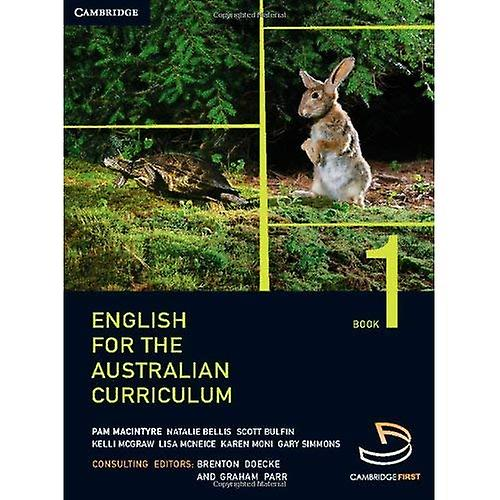 English for the Australian Curriculum Book 1