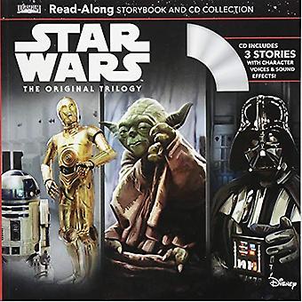 Star Wars the Original Trilogy Read-Along Storybook� and CD Collection (Read-Along Storybook and CD)
