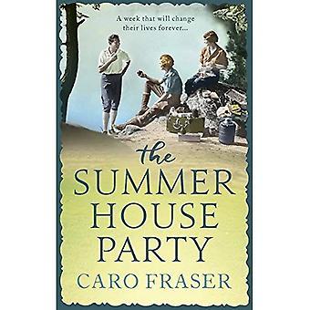 A festa de verão