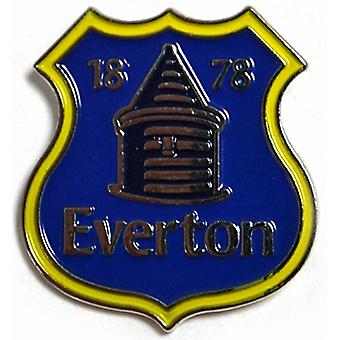 Everton FC metal / enamel pin badge    (bb)