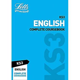 KS3 Anglais complet manuel (Letts KS3 révision succès) par KS3 E