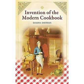 Invenção do livro de receitas moderna por Sherman & Sandra