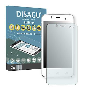 Alcatel one touch Star 6010D screen protector - DISAGU FullFlex protector