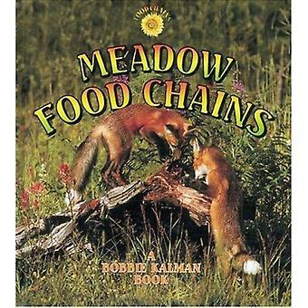Meadow Food Chains by Bobbie Kalman - Kelley MacAulay - 9780778719915