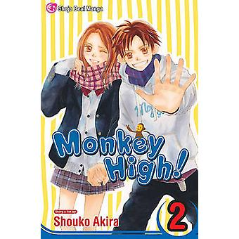Monkey High Volume 2 by Akira Shouko - 9781421515199 Book