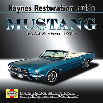 Mustang Restoration Guide by Jay Storer - Quayside - 9781563929571 Bo