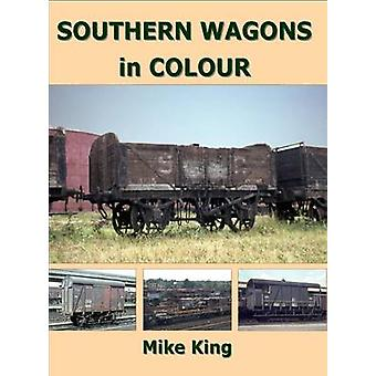Southern Wagons in Colour by Mike King - 9781909328198 Book