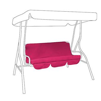 Gardenista® Pink Replacement Canopy for 2 Seater Swing Seat