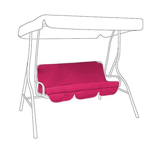 Gardenista® roze vervanging luifel voor 2 seater Swing seat