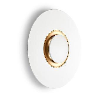 Bigbang White LED Wall Light - Grok 05-5085-BW-BW