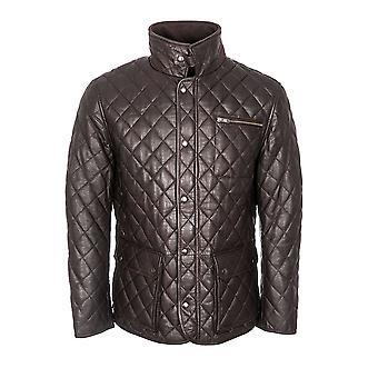 Men's Criss Cross Country Coat