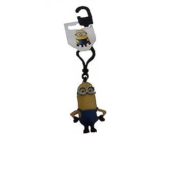 Despicable Me 3d Minion Tim Keyring