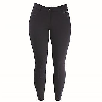 Hy Womens Rider Signature Breeches Jodhpurs Trousers Bottoms Pants