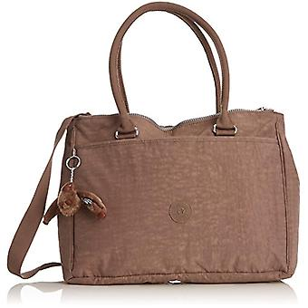 Kipling Halia Brown Women's Shoulder Bag (Marron (Monkey Brown)) Taille unique