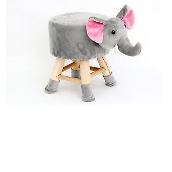 40cm Elephant Shape Hocker für Kinder schön und stark