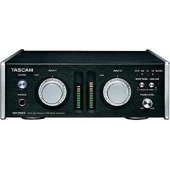 Audio interface Tascam UH-7000 Monitor controlling