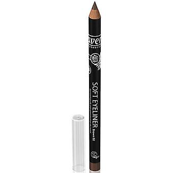 Lavera Soft eyerliner --Brown 02- (Damen , Make-Up , Augen , Eyeliner)