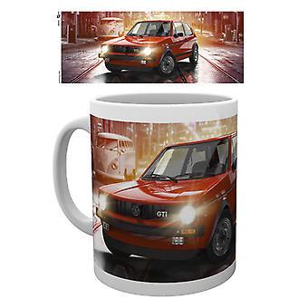 VW Golf GTI Mug