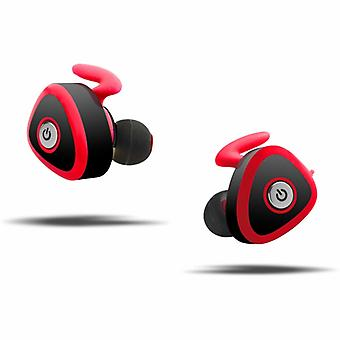 KITSOUND Headphone Comet In-Ear True Wireless Red