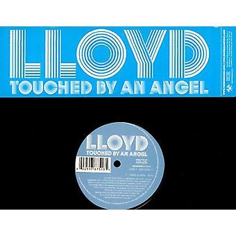 Lloyd - toccato da un'importazione di Angel [Vinyl] Stati Uniti d'America