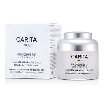 Carita Progressif Lift Fermete Genesis Of Youth Night Regenation Re-plumping Cream - 50ml/1.75oz