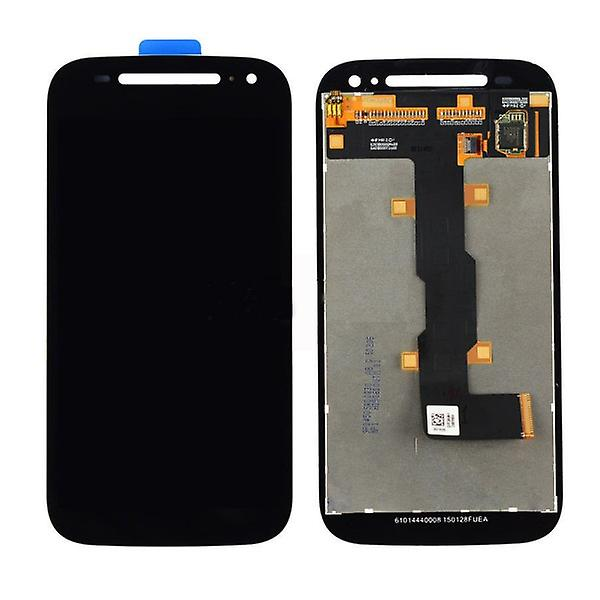 Display LCD complete unit for Motorola Moto E 4G 2nd Gen XT1524 Black