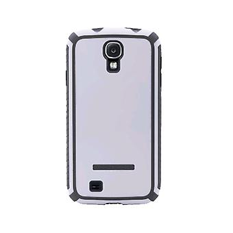 Body Glove Tactic Brushed Series Case for Samsung Galaxy S4 (White/Charcoal) - 9