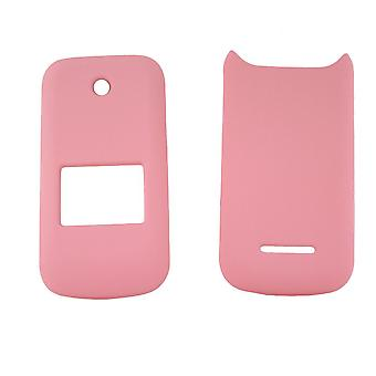 Offwire Snap-On Case for Motorola WX345 - Pink