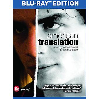 Importación de USA traducción americana [Blu-ray]