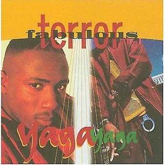 Terror Fabulous - Yaga Yaga [CD] USA importerer