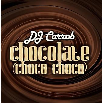 DJ algarrobos - importación de Chocolate USA [CD]