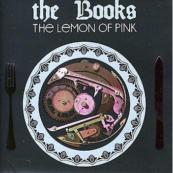 Bøger - citron af Pink [CD] USA importerer