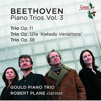 Beethoven / Gould klaver Trio - klavertrioer 3 [CD] USA import