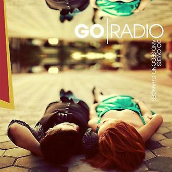 Gå Radio - importerer Overs & anden chancer [CD] USA