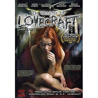 På jagt efter Lovecraft [DVD] USA Importer