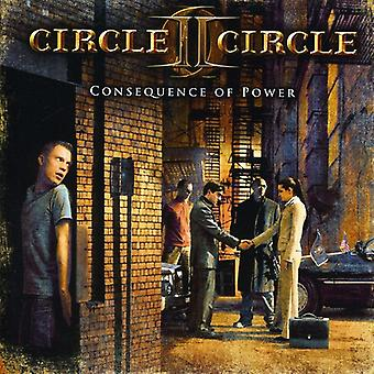 Circle II Circle - Consequence of Power [CD] USA import