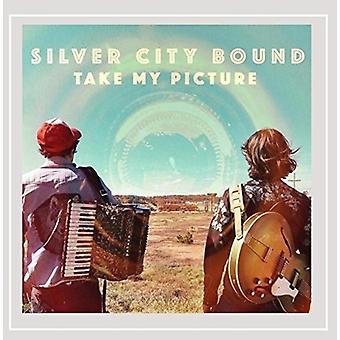 Silver City bundet - tage mit billede [Vinyl] USA import