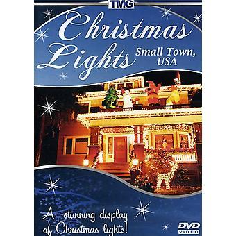 Christmas Lights: Small Town Usa [DVD] USA import