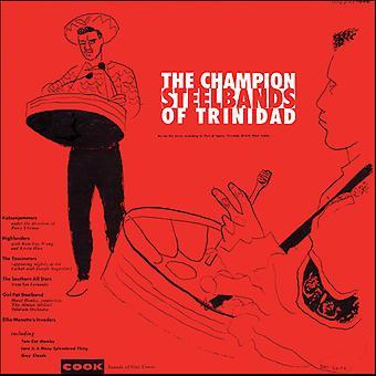 Mester stål Bands Trinidad - mester stål Bands af Trinidad [CD] USA import