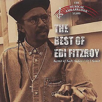 EDI Fitzroy - z Edi Fitzroy: import USA lat The Musical ambasadora [CD]
