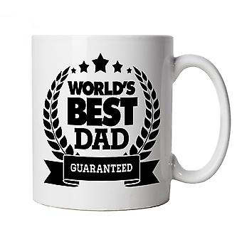 Vectorbomb, Worlds Best Dad, Funny Gift Mug