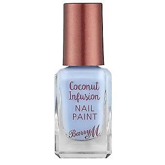 Barry M Barry M coco Infusion ongles peinture Laguna