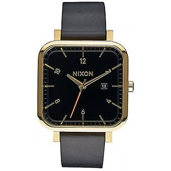 Nixon Ragnar Watch - Gold/Schwarz