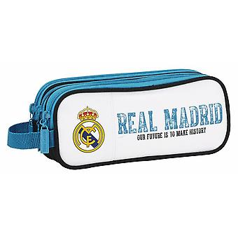 Safta Portatodo Triple Real Madrid 17/18 (Toys , School Zone , Pencil Case)