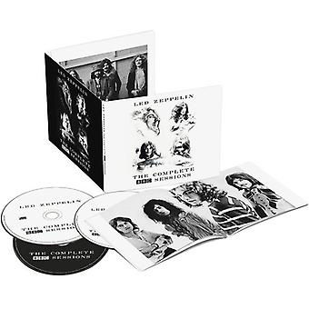 LED Zeppelin - Led Zeppelin: Complete BBC Sessions (3CD) [CD] USA importieren